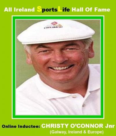 Christy O'Connor Junior: Golfing Legend Left Glorious Memories