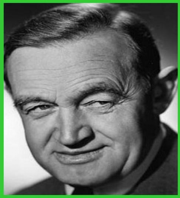 Barry Fitzgerald: The Wee Irish Matchmaker