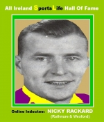 Nicky Rackard: Wexford's Greatest Ever Full Forward