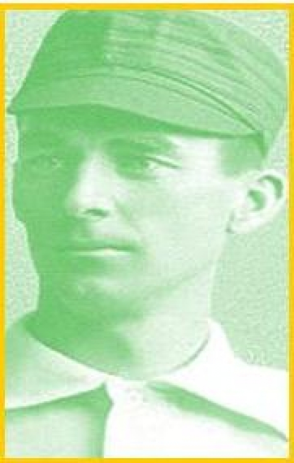 Connie Mack (McGillicuddy) American Baseball Hero Enters Our Hall Of Fame