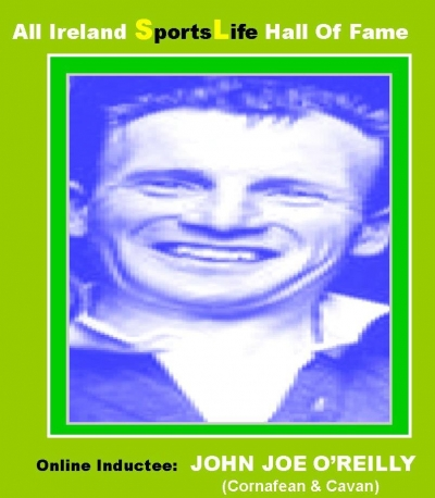 John Joe O'Reilly: Famous Cavan Footballer