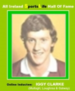 Iggy Clarke Of Mullagh; Loughrea & Galway Hurling Fame