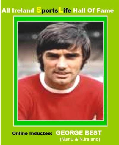 George Best: Famous Belfast Soccer Star