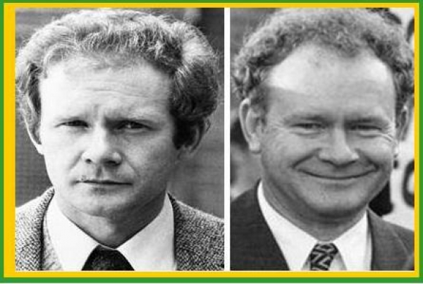 Martin McGuinness - A Unique & Famous Son Of Ireland