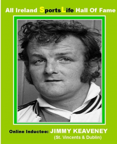 Jimmy Keaveney: Dublin