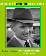 Vincent O'Brien: Famous Cork Horse Trainer