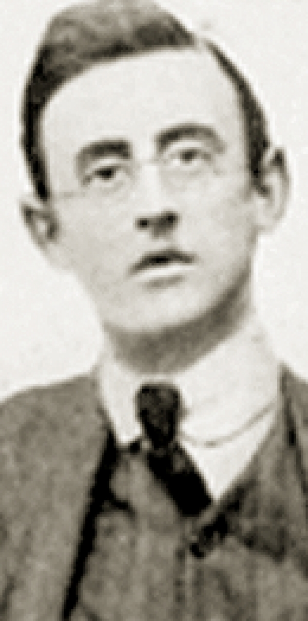 Joseph Mary Plunkett (Dublin): Irish Heritage Hall Of Fame Inductee