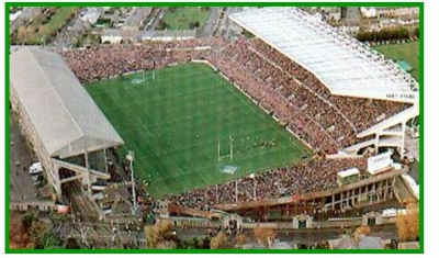 Lansdowne Road, Dublin: Tradition Of Rugby At Celebated Lansdowne Road