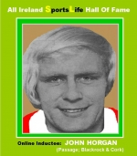 John Horgan: Started His Hurling With Passage West Club