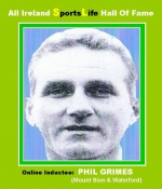 Phil Grimes Of 1950's Waterford Fame